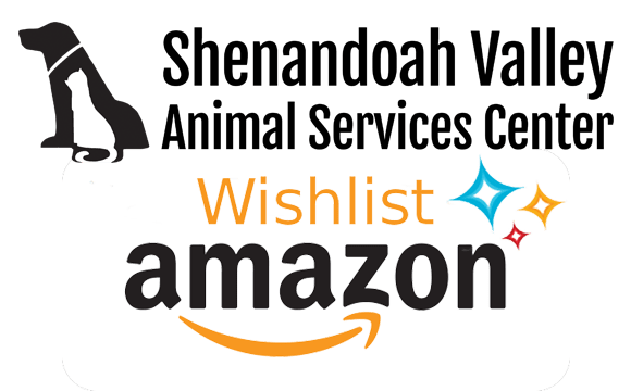SVASC shelter Amazon Wishlist